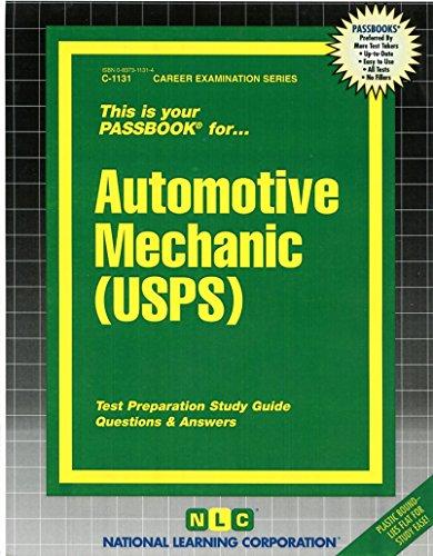 (Automotive Mechanic (Usps))