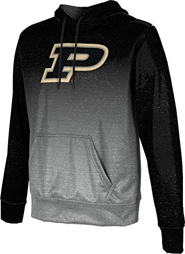 ProSphere Purdue University Men's Hoodie Sweatshirt - Ombre (XXX-Large) (Lafayette La Line Zip)