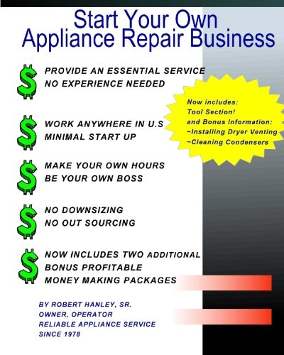 Start Your Own Appliance Repair ...