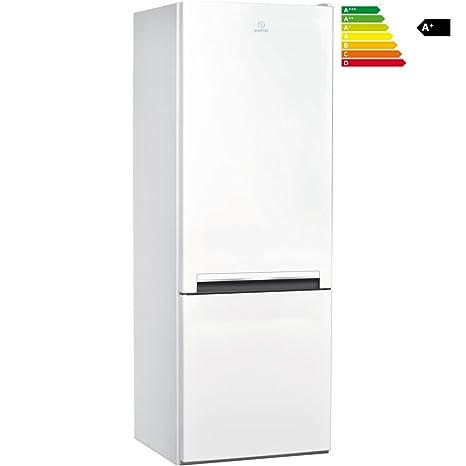 Indesit nevera Combi LI6 S1 W - f093394 Frigorífico con congelador ...