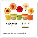 Amazon eGift Card - Flower Pots