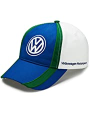 Volkswagen VW Motorsport Cap 'VW Logo' - 5NG084300A