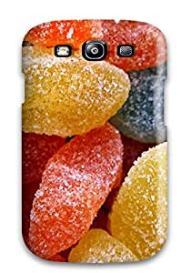 Faddish Phone Colorful Marmalade Sweets Case For Galaxy S3 / Perfect Case Cover