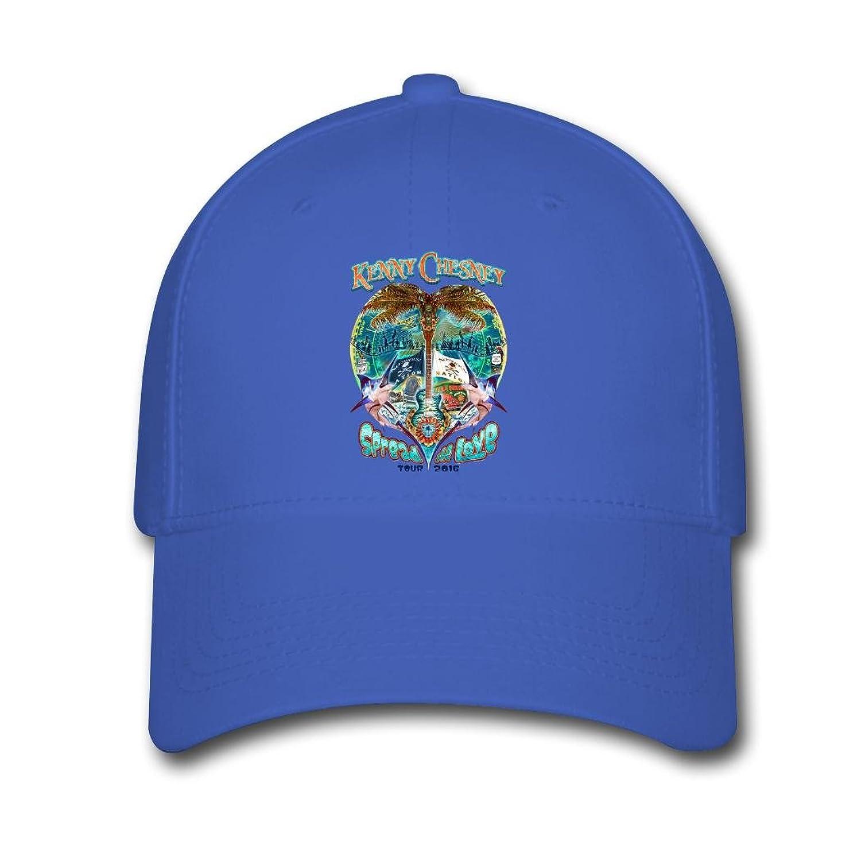 MUKIY Kenny Chesney poster Design Baseball Caps Sun cap