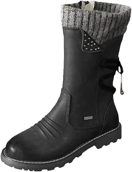 Women's Mid-Calf Boots, Women Cowboy