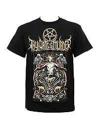 Thy Art Is Murder Men's Triple Seis T-Shirt Black