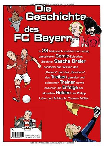 Die Bayern Story Ein Geschichts Comic Amazon De Sascha