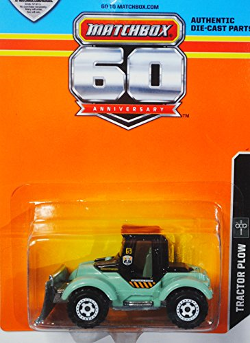 Matchbox 60th Anniversary Tractor (Anniversary Tractor)