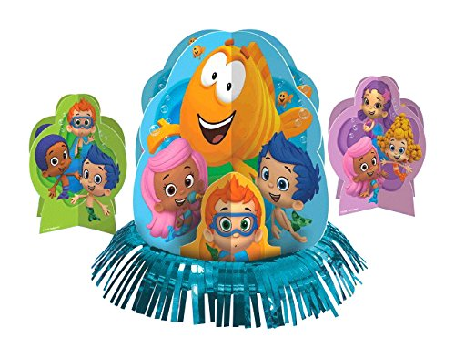 Table Decorating Kit   Bubble Guppies Collection   Party Accessory -