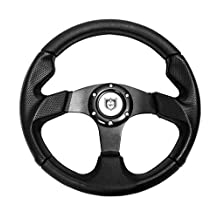 "Pro Armor (P081275BL) 13"" Circle Force Steering Wheel"