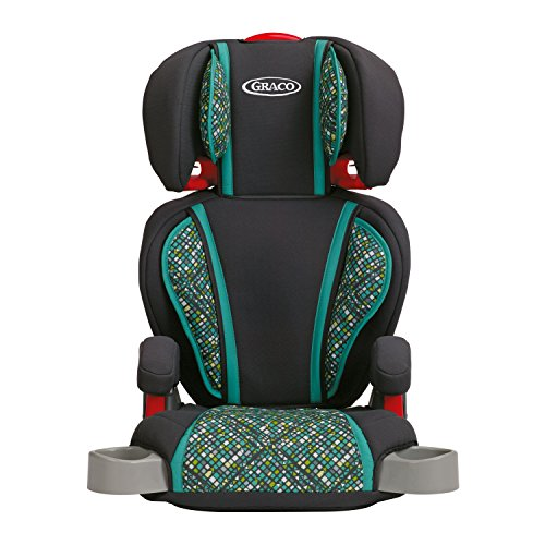graco highback turbobooster car seat mosaic buy online in uae baby product products in the. Black Bedroom Furniture Sets. Home Design Ideas
