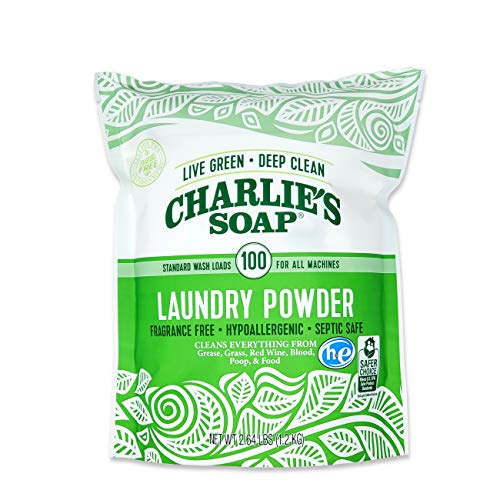 Charlie's Soap Laundry Powder...