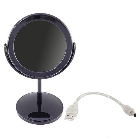JC Mini cámara oculta espejo grabador de vídeo activado por movimiento videocámara DV: Amazon.es: Electrónica