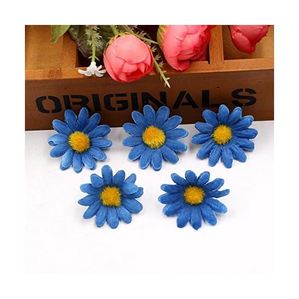 Artificial-Flowers-Fake-Flower-Heads-Small-Silk-Sunflower-Handmake-Head-Wedding-Decoration-DIY-Wreath-Gift-Scrapbooking-Craft-Party-Festival-Home-Decor-Fake-Flower-100pcs