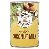 6X Coconut Merchant Organic Coconut Milk 400ml