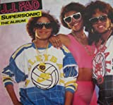 J.J. Fad - Supersonic The Album - Ruthless Records - 790 959-1