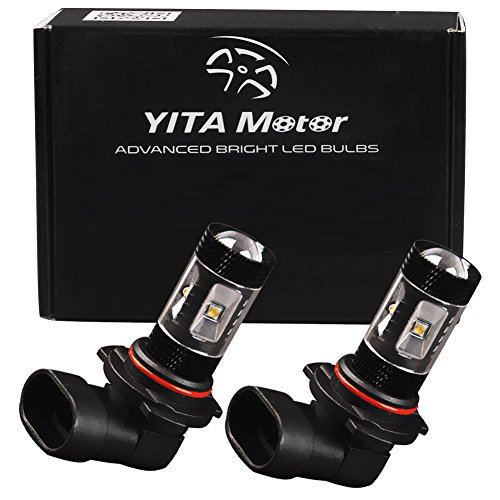 YITAMOTOR Daytime Running Projector 12V 24V
