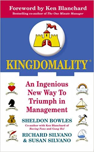 Kingdomality personality types