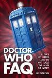 Doctor Who FAQ, Dave Thompson, 1557838542