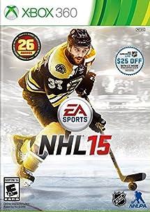 Amazon Com Nhl 15 Xbox 360 Electronic Arts Video Games