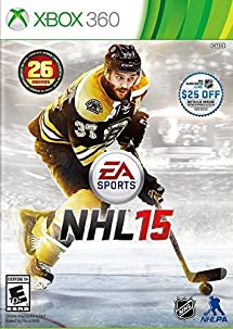 Amazon.com: NHL 15 - Xbox 360: Electronic Arts: Video Games