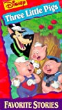 Three Little Pigs: Favorite Stories [VHS]