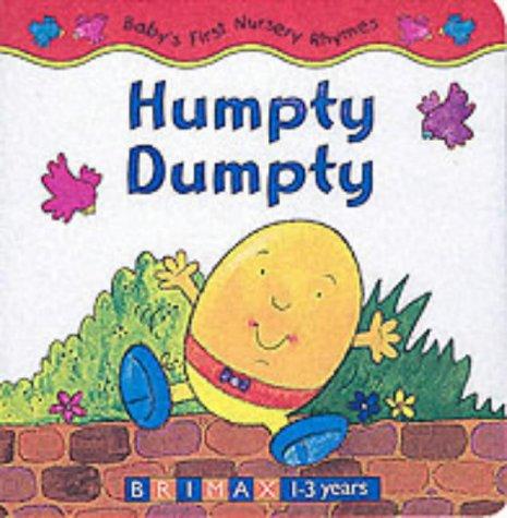 Humpty Dumpty (Baby's first nursery rhymes) pdf