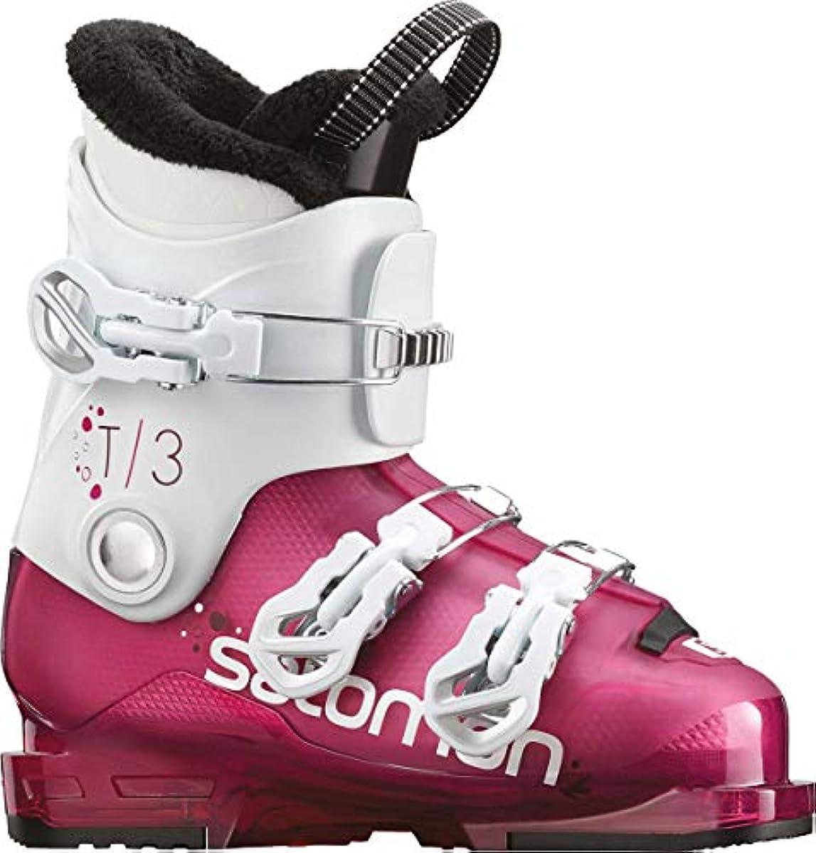 [해외] SALOMON살로몬T3 RT 스키화 쥬니어 어린이용 L40574000
