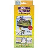 Woodland Scenics Diorama Kit, Horizon and Detail