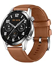 Huawei Watch GT 2 Classic Edition, 46 mm - Pebble Brown, SpO2 Supported