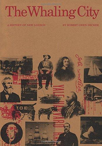 Download The Whaling City: A History of New London (Globe Pequot Classics) pdf epub