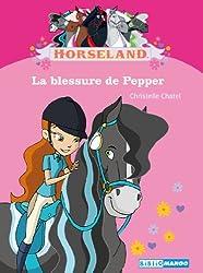 Horseland : La blessure de Pepper