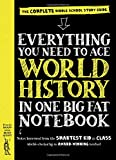 quest for past - Everything You Need to Ace World History in One Big Fat Notebook: The Complete Middle School Study Guide (Big Fat Notebooks)