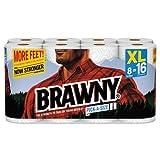 Brawny PICK-A-SIZE Paper Towels, XL, 8 ct