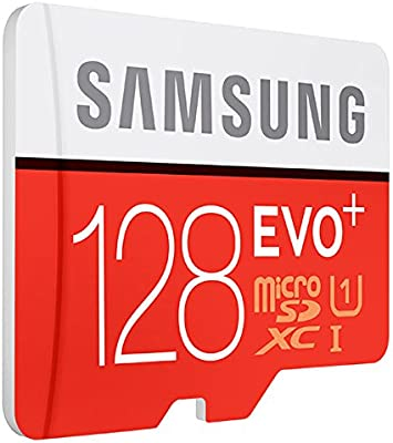 Samsung Micro SD EVO+ 128GB Memoria Flash MicroSDXC Clase 10 UHS-I ...