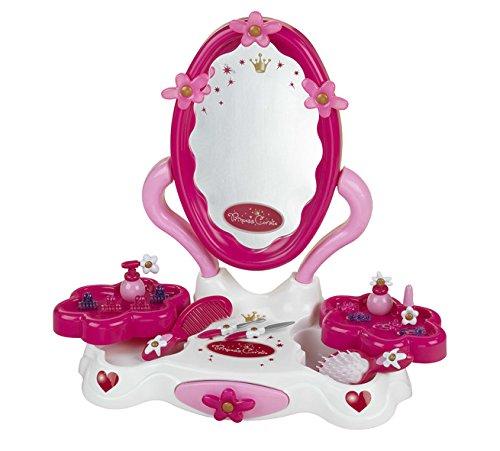 Theo Klein 5381 ''Princess Coralie - Beauty Studio Table Version Make-Up Table Set