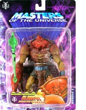 Masters of the Universe Series 1 > Clawful Figure