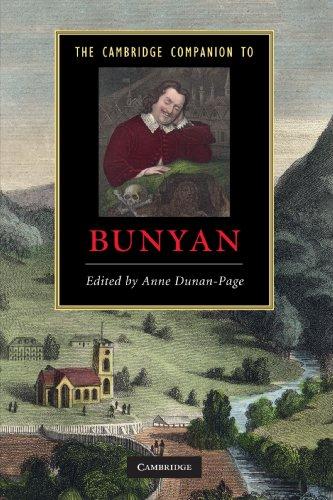 The Cambridge Companion to Bunyan (Cambridge Companions to Literature)