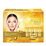 VLCC Gold for Bright & Radiant complexion Facial Kit 250g