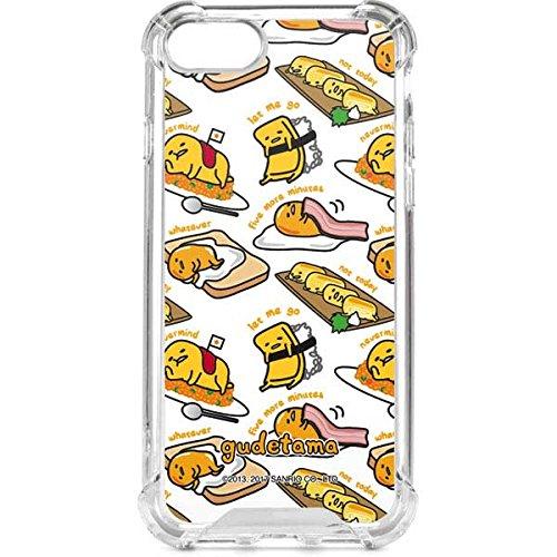 quality design 7b0ac 936e1 Amazon.com: Gudetama iPhone 8 Clear Case - Sanrio | Skinit Clear ...