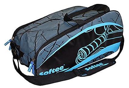 Softee 0014005 Paletero, Unisex, Negro/Azul, Talla Única