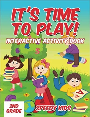 Its Time To Play Interactive Activity Book 2nd Grade Speedy