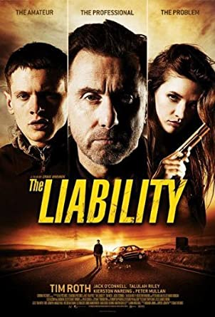 the liability dvd Italian Import by tim roth