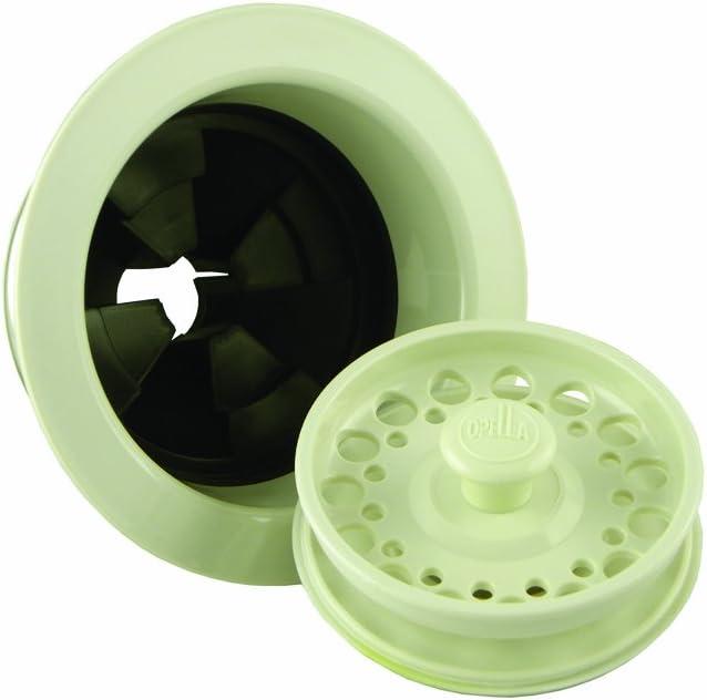 Opella 90188.16 Disposal Flange Trim Kit, Biscuit