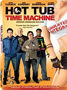Hot Tub Time Machine (Bilingual)