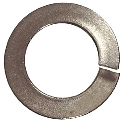 The Hillman Group 830666 Stainless Steel 1/4-Inch Split Lock Washer, 100-Pack