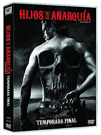 Hijos De La Anarquia Temporada 7 [DVD]: Amazon.es: Charlie Hunnam ...