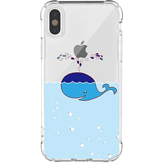 Giveaway iphone xs case clear silicone