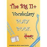 The Big 11+ Vocabulary Play Book