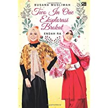 Busana Muslimah Two in One Eksplorasi Brokat (Indonesian Edition)